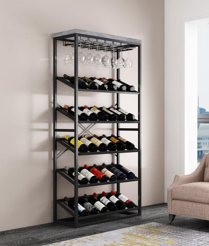 Chryzler Wine Rack 1840mm