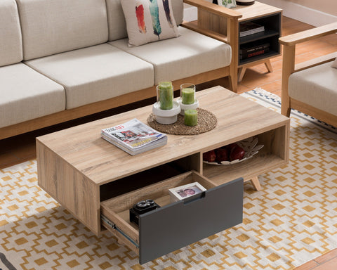 Tuscany Coffee Table - Grey