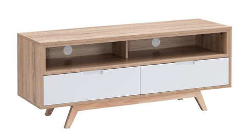 Tuscany1200 TV Cabinet - Oak