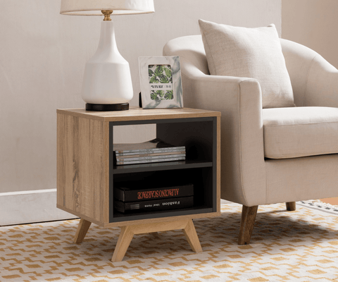 Tuscany End Table - Grey