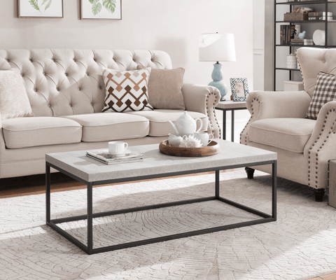 Chryzler Coffee Table  Rectangle