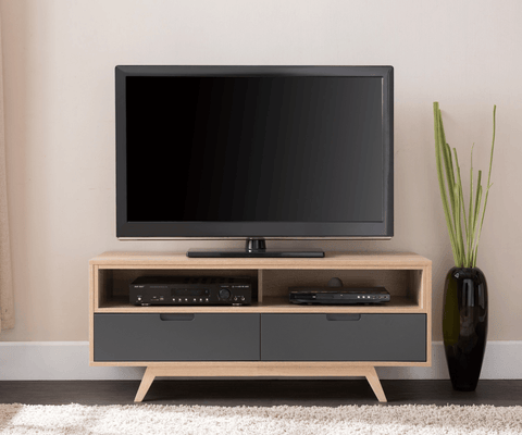 Tuscany1200 TV Cabinet - Grey