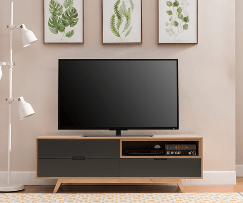 Tuscany1500 TV Cabinet - Grey