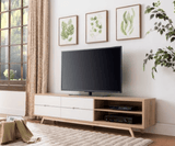 Tuscany2000 TV Cabinet - Oak