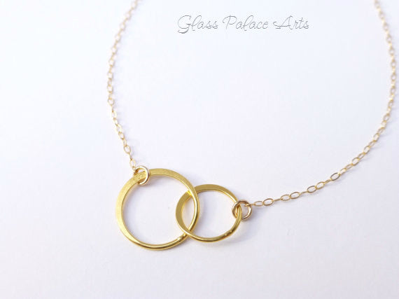 Infinity Bracelet - Gift For Mom With Personalized Card
