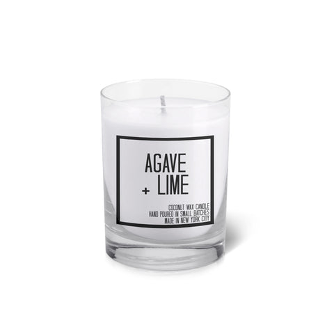Agave + Lime Votive - JS Candle Studio - Candles & Home Fragrance