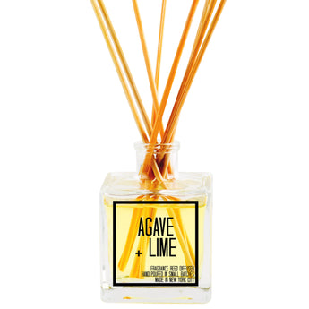 Agave + Lime Reed Diffuser - JS Candle Studio - Candles & Home Fragrance