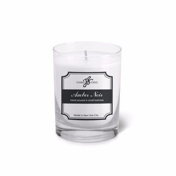 Amber Noir Votive - JS Candle Studio - Candles & Home Fragrance