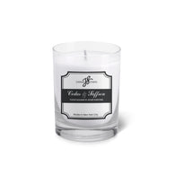 Cedar & Saffron Votive - JS Candle Studio - Candles & Home Fragrance