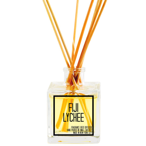 Fiji Lychee Reed Diffuser - JS Candle Studio - Candles & Home Fragrance