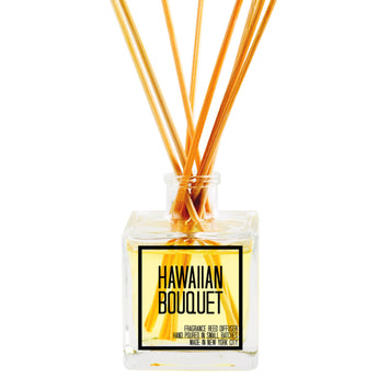 Hawaiian Bouquet Reed Diffuser - JS Candle Studio - Candles & Home Fragrance