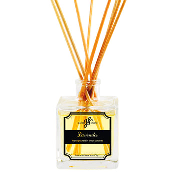 Lavender Reed Diffuser - JS Candle Studio - Candles & Home Fragrance