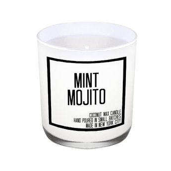 Mint Mojito Candle - JS Candle Studio