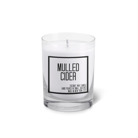 Mulled Cider Votive - JS Candle Studio - Candles & Home Fragrance