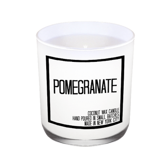 Pomegranate Candle - JS Candle Studio