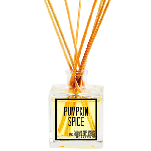 Pumpkin Spice Diffuser - JS Candle Studio - Candles & Home Fragrance