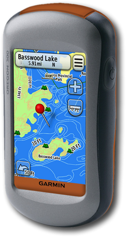 GPS Maps – Red Pine Mapping