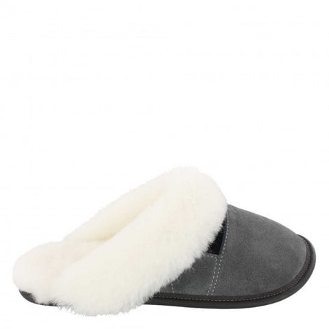 Garneau Slippers - Women's - Two Tone Mule Head