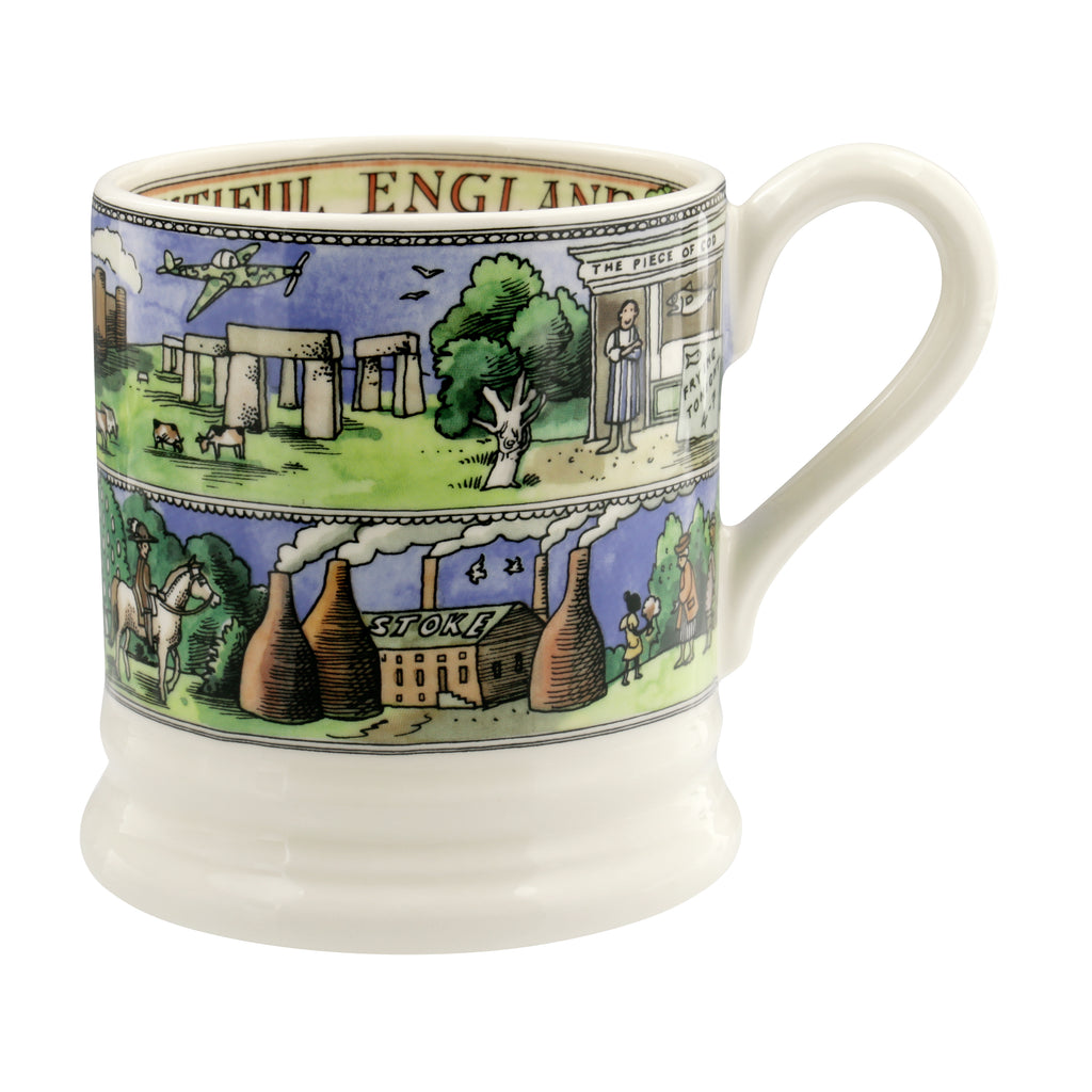 Emma Bridgewater - Landscapes of Dreams Beautiful England