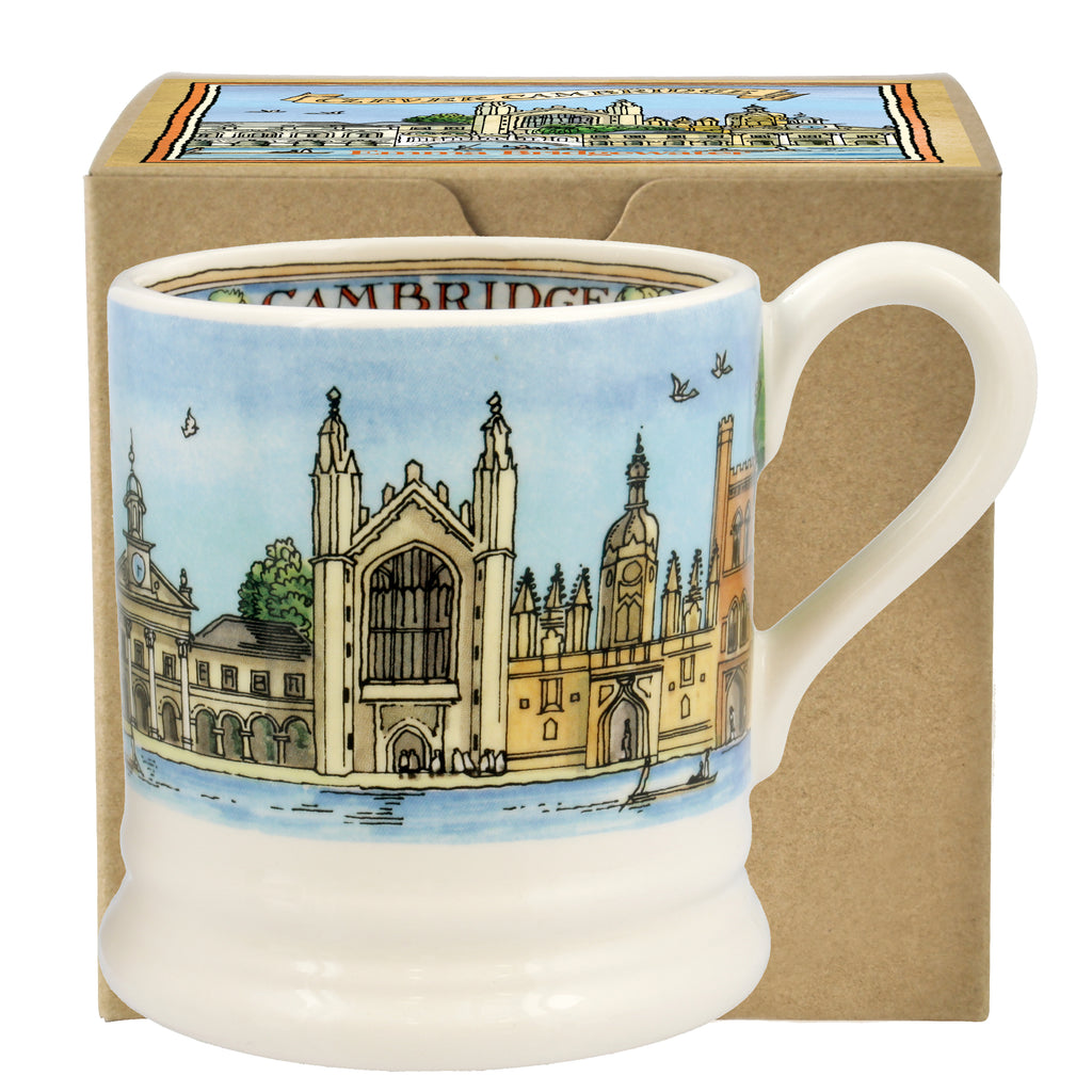Emma Bridgewater - Cities Of Dreams Cambridge 1/2 Pint Mug