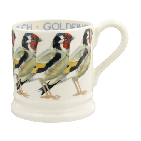 Emma Bridgewater - Birds Goldfinch 1/2 Pint Mug
