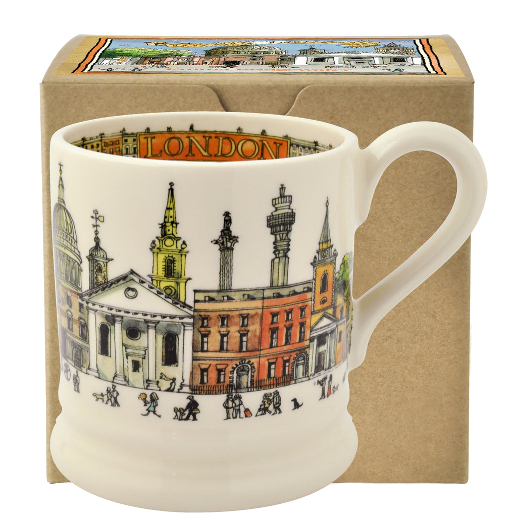 Emma Bridgewater - Cities Of Dreams London 1/2 Pint Mug