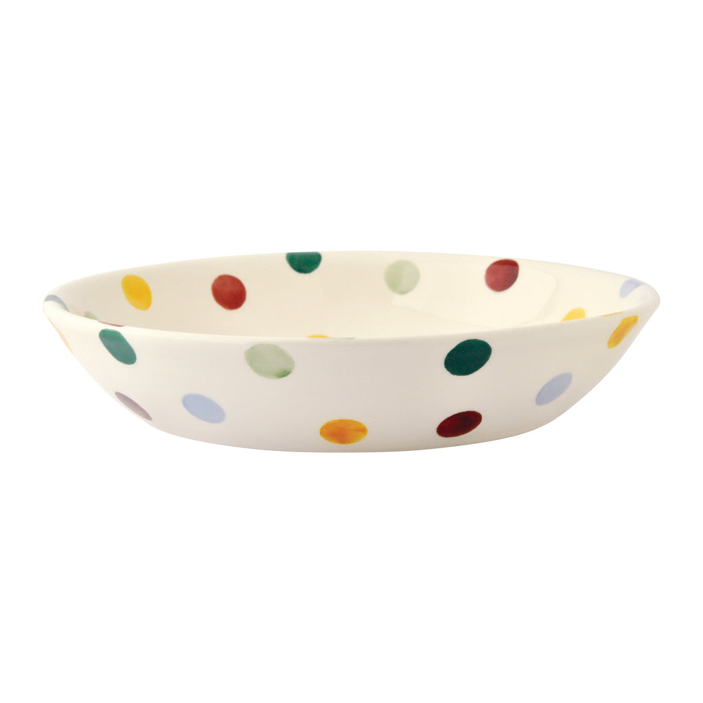 Emma Bridgewater - Polka Dot Small Pasta Bowl