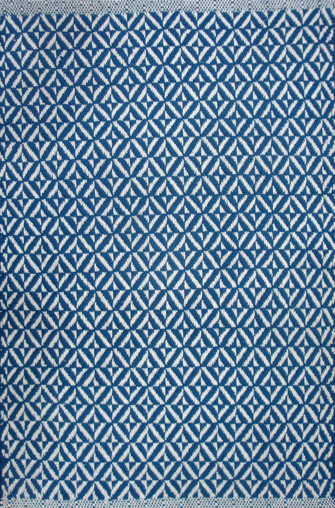 Avocado Rugs - Dhurrie - Bev Sailor Blue