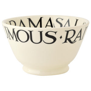 EB - Black Toast Dips Bowl