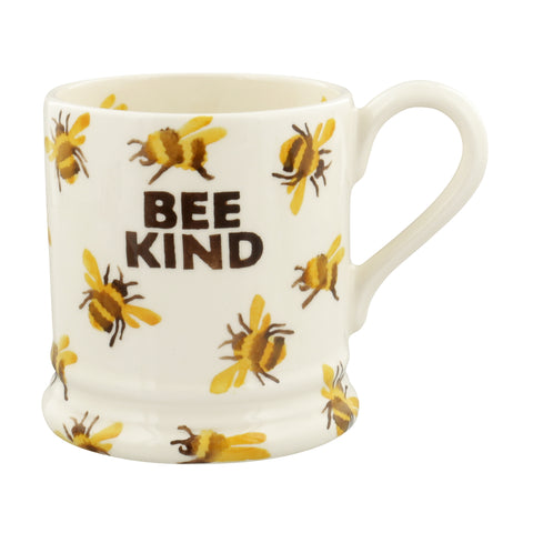 Emma Bridgewater - Bee Kind 1/2 Pint Mug