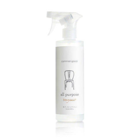 Common Good - All Purpose Cleaner - Bergamot