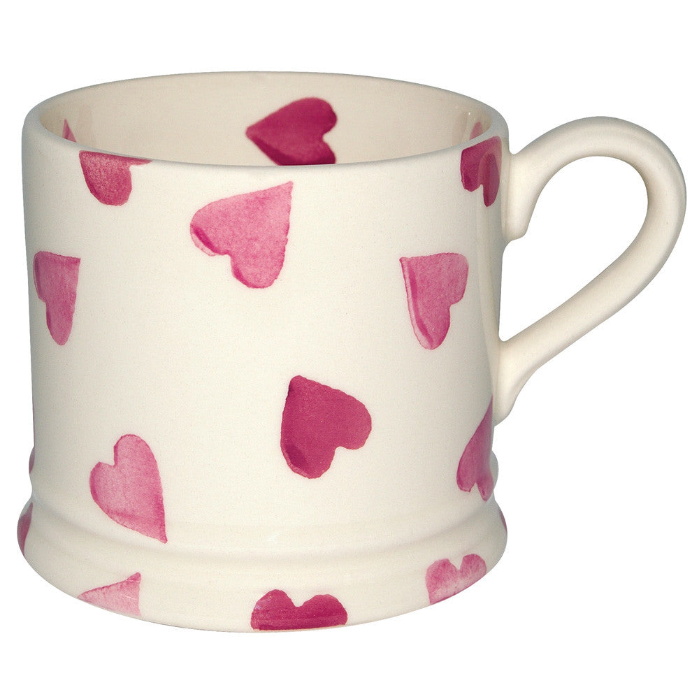 Emma Bridgewater - Pinks Pink Hearts Small Mug