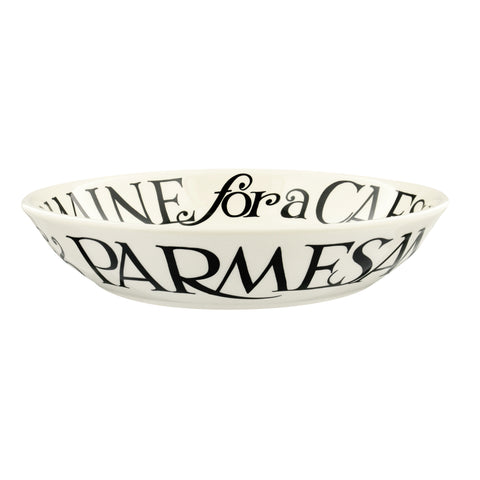 Emma Bridgewater - Black Toast Caesar Salad Medium Pasta Bowl