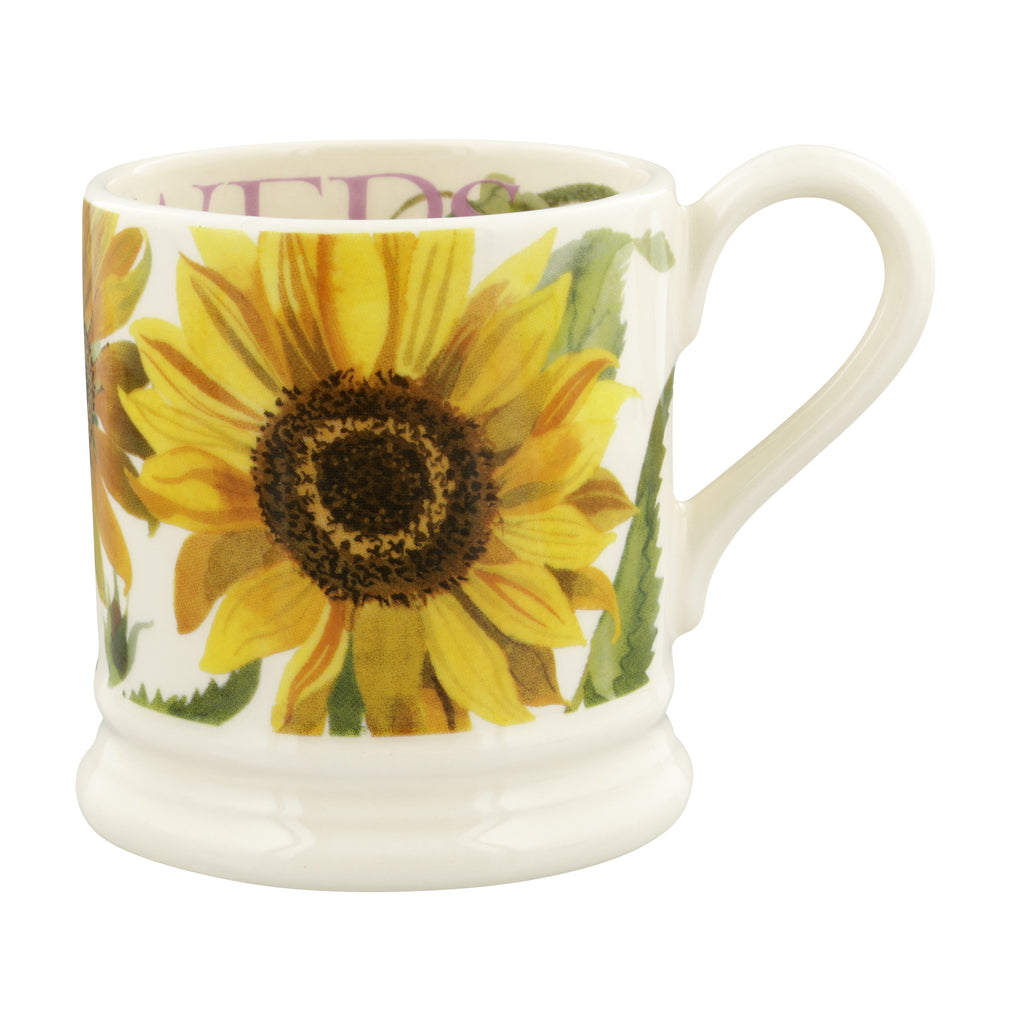 Emma Bridgewater - Sunflowers 1/2 Pint Mug