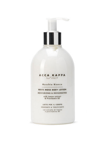 Acca Kappa - White Moss Body Lotion