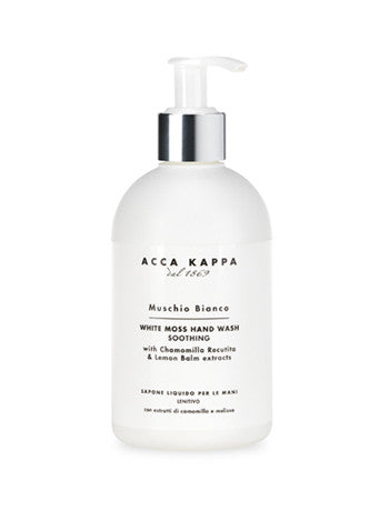 Acca Kappa - White Moss Soothing Hand Wash