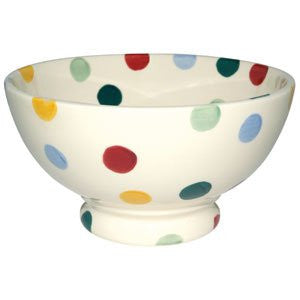 EB - Polka Dot French Bowl