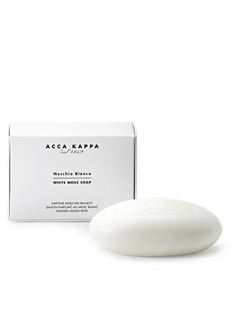 AK - White Moss Soap