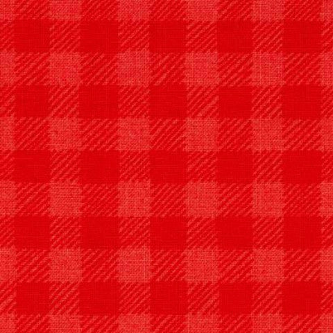 red tomato plaid