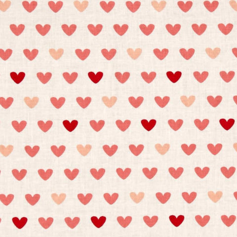 white pink red pastel hearts