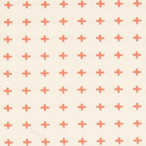 coral swiss cross