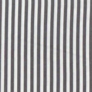 grey and white stripe