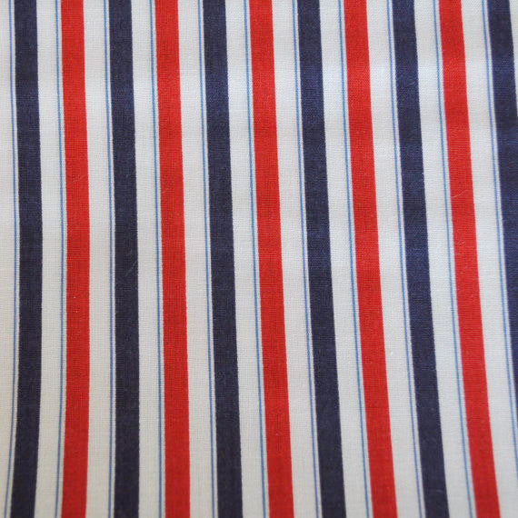 red white blue stripe