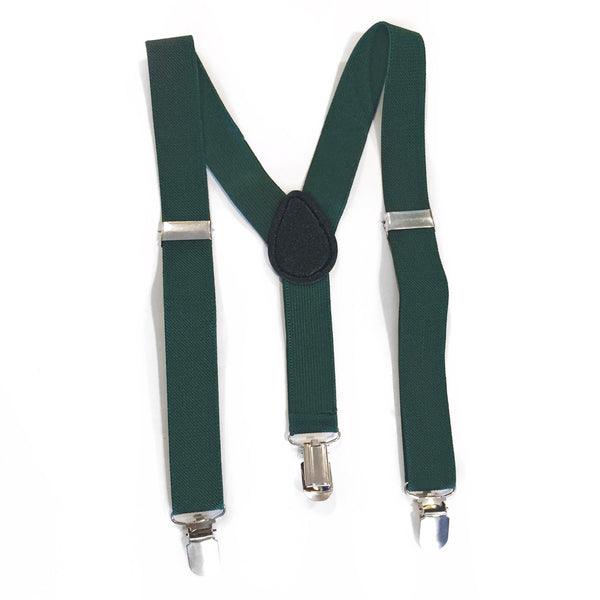 green hunter suspender