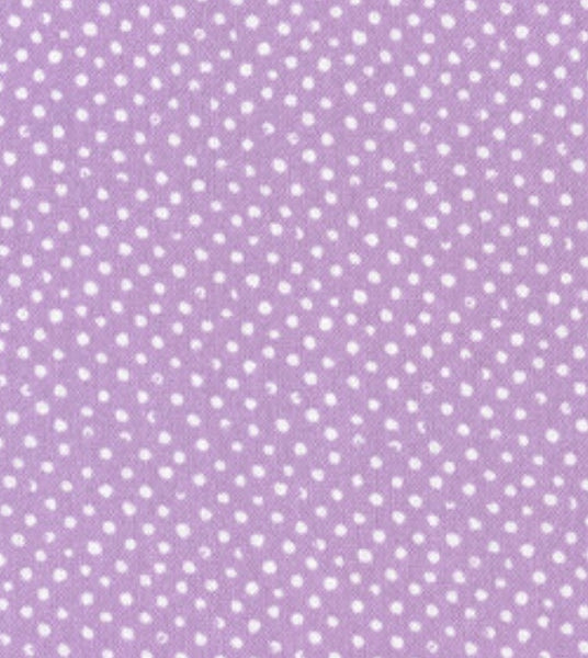 purple light confetti