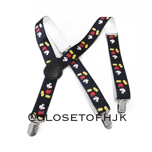 mickey mouse suspender