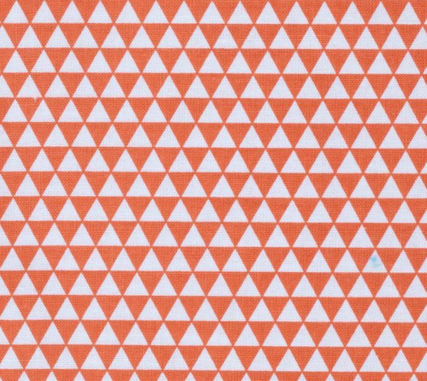 orange triangles