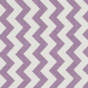purple and white chevron