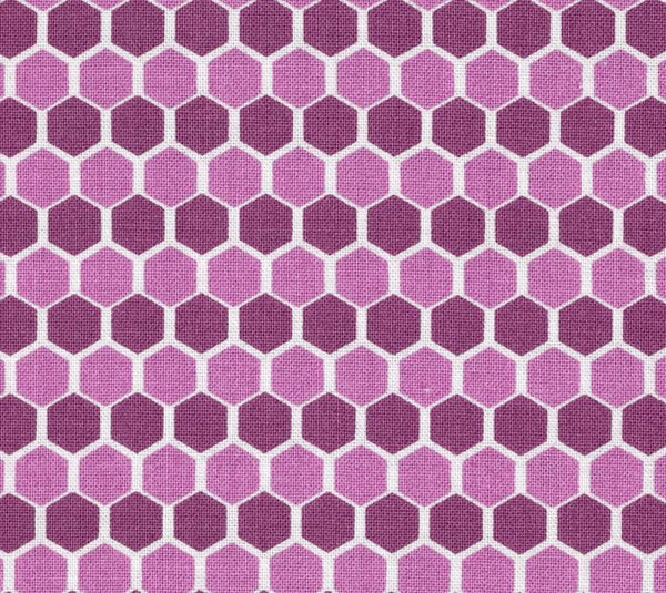 purple purple honeycomb