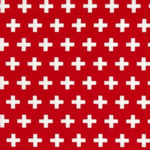 red and white swiss cross